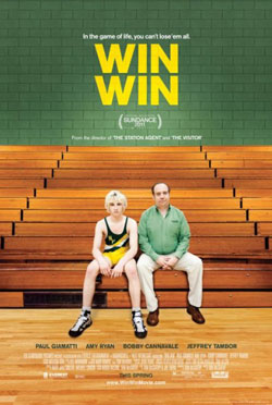 Image of WIN WIN poster