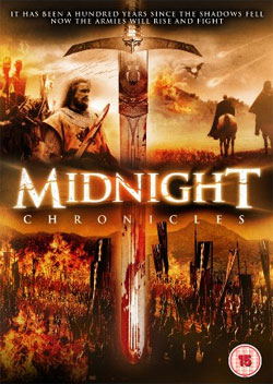 DVD Cover MIDNIGHT CHRONICLES