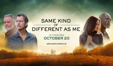 Same Kind of Different As Me Releases Trailer
