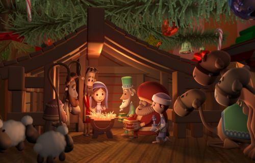 The Cheneys (Part I): A Couple of Animators Want to Spread the Christmas Gospel