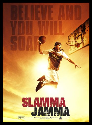 Slamma Jamma: How Far Will You Rise?