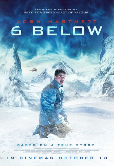 6 Below: God Will Find You