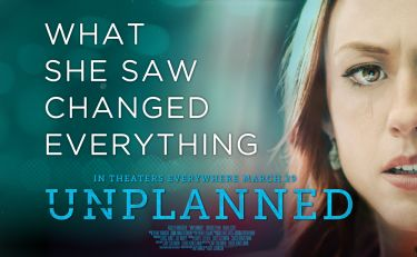 Unplanned: The True Story of Abby Johnson Debuts March 29