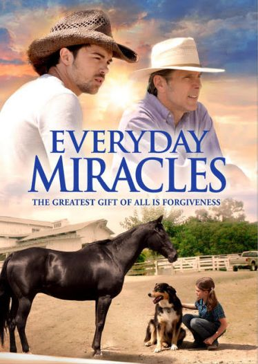 Everyday Miracles Provided This Actor with a Life-Changing Shift