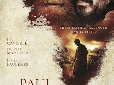 Paul, Apostle of Christ: Love is the Only Way