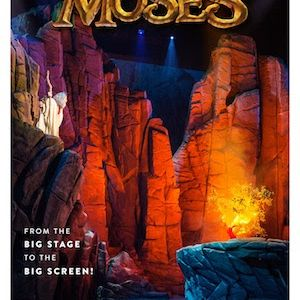 Sight & Sound's Moses Coming to Movie Theaters in September