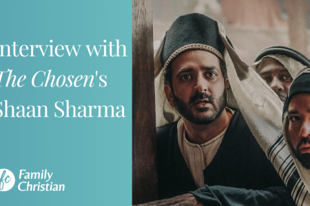 Family Christian Interview: Shaan Sharma