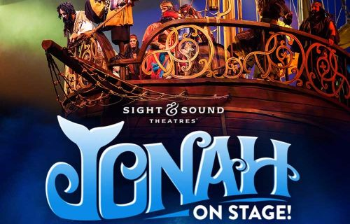 'JONAH: On Stage!' Returns for an Encore Matinee Event