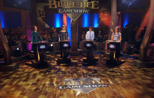 Sonja Puhek Continues Hot Streak in National Bible Bee Game Show Junior Division