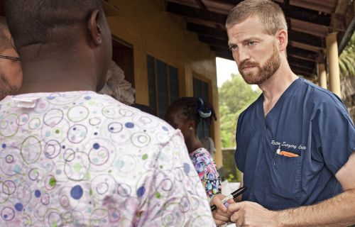 Ministries Making Movies: Samaritan's Purse Tackles Ebola