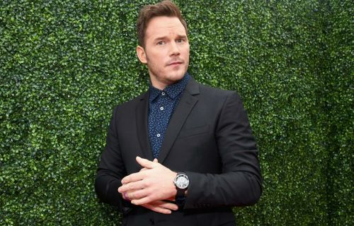 Chris Pratt Gives Credit to Power Greater than a T-Rex in 2018 MTV Movie Awards