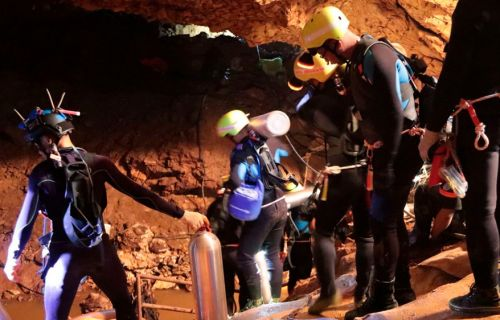 Pure Flix Seeks Movie Rights to Thai Cave Rescue