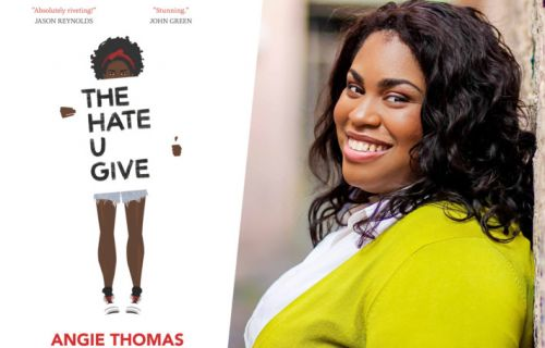 The Hate U Give Author Shares About Faith, Race, and Peace