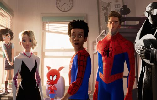 Spider-Man - Into the Spider-Verse: Will You Be Heroic?