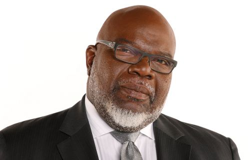 Bishop T.D. Jakes Believes A Dog's Way Home Models Christ-like Love