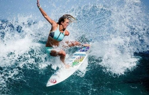 Unstoppable Bethany Hamilton: Christian, Wife, Mom, ...Surfer