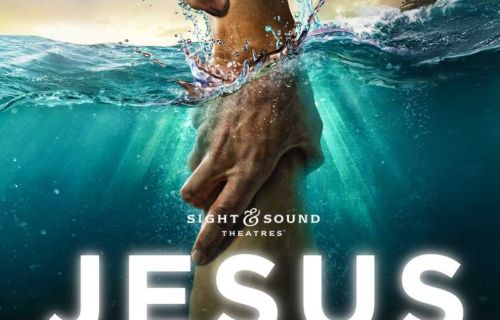 Sight & Sound's Josh Enck Dishes on Bringing Jesus to Stage and Screen
