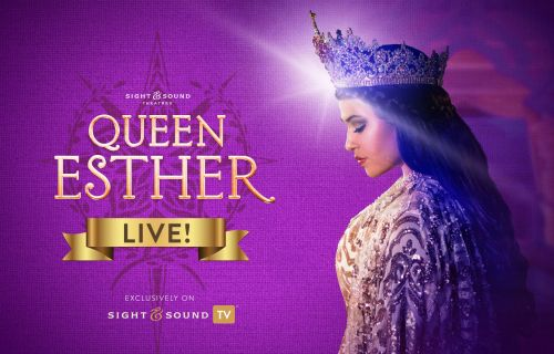 Sight & Sound Theatres' Queen Esther Live Aims to Inspire